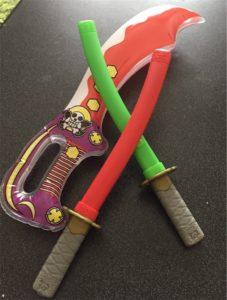 おもちゃの刀