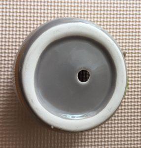 植木鉢底穴
